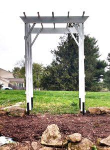 Arbor installed