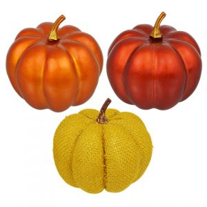 dollar tree pumpkins
